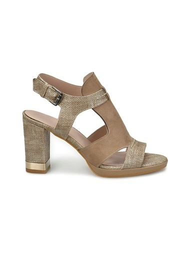 Miss F Ayakkabı Vizon